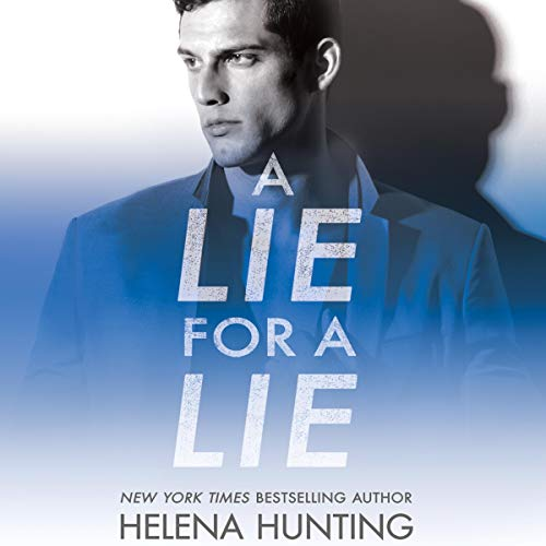 A Lie for a Lie audiobook cover art