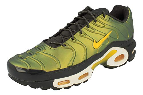 Nike AIR MAX Plus SE Herren Sneaker (40 EU, Gold)