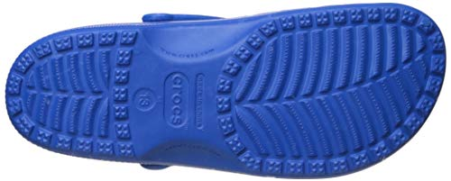 Crocs Classic Clog|Comfortable Slip On Casual Water Shoe, Bright Cobalt, 13 US Women / 11 US Men M US