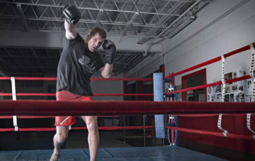 Bad Boy Legacy 2.0 Boxing Gloves - Lace Up-Black-10oz