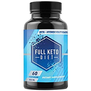 Best Keto Pills – Weight Loss Supplements to Burn Fat Fast – Boost Energy and Metabolism – Best Ketosis Supplement for Women and Men – Best Keto Diet – 60 Capsules