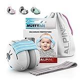 Alpine Muffy Baby Kapselgehörschützer Gehörschutz für Babys und...