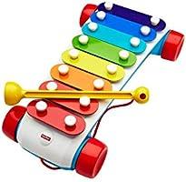 Fisher-Price Xilófono Clásico Juguete para bebés que desarrolla sentidos habilidad motriz y creatividad musical Para 18...