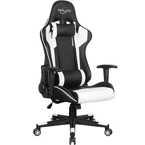 Polar Aurora Gaming Chair Racing Style...