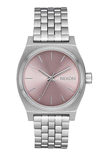 Nixon Orologio Analogico Quarzo Donna con Cinturino in Acciaio Inox A1130-2878-00