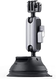 PGYTECH Yueli OSMO Action Suction Cup Compatible with Dji OSMO Action Camera Smartphone GoPro 7/8 Car Sucking Glass Gimbal...