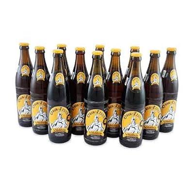 Odin - Trunk (Honigbier / 12 Flaschen à 0,5 l / 5,4 % vol.)