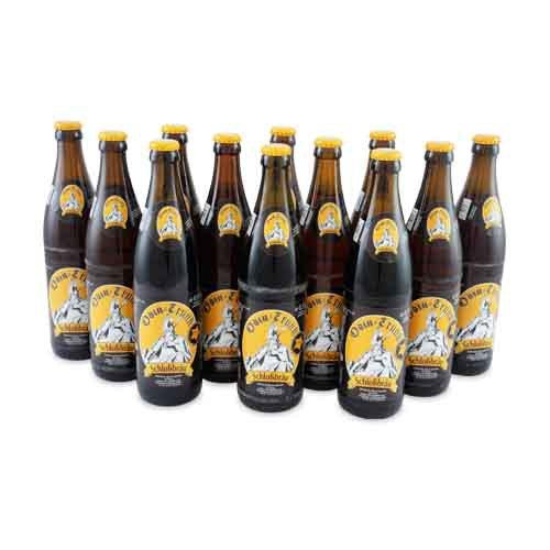 Odin - Trunk (Honigbier / 12 Flaschen à 0,5 l / 5,4 % vol.) inc. 0.96€ MEHRWEG Pfand