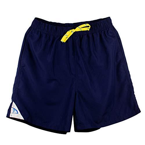 Kimisoy Mens Swim Brief Colored Octopus Square Leg Swimsuit with Adjustable Drawstring Comfy Swim Boxer