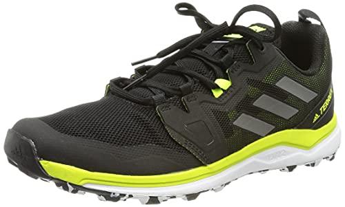 adidas Terrex Agravic, Zapatillas de Trail Running Hombre, NEGBÁS/Gricua/Amasol, 44 EU