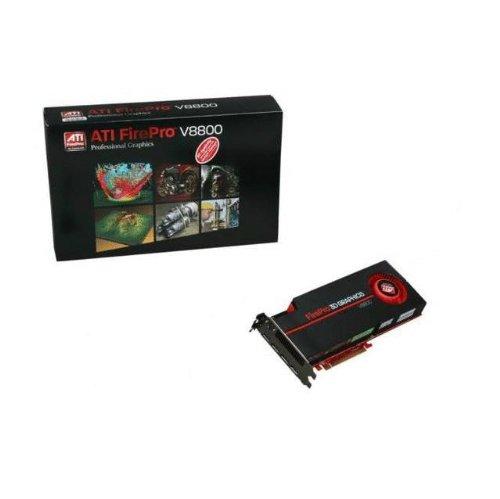 AMD 100-505603 AMD FirePro V8800 2GB - Tarjeta gráfica (AMD, FirePro V8800,...