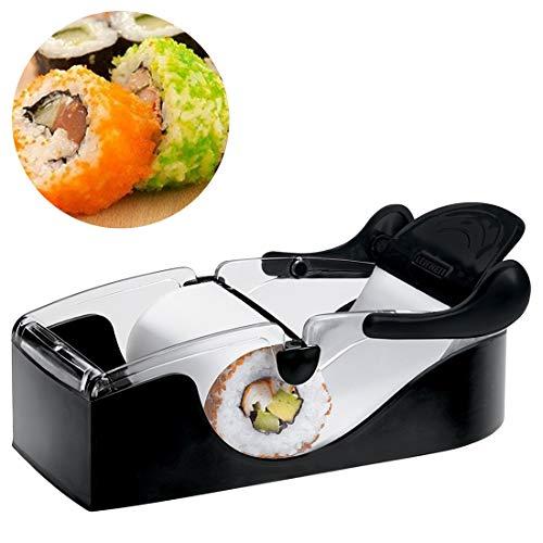 Sushi Tools - Sushi Rice Roll Easy Maker Cutter Roller DIY Perfect Magic Onigiri 2019 - Maak gereedschap Body Kawaii Sushi Cutter Roller Onigiri Maker Mold Tool Konijn Rijst Roll Perfecte Cosplay Kosten
