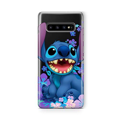 ERT GROUP Original & Offiziell Lizenziertes Disney Lilo & Stitch Handyhülle für Samsung S10, Hülle, Hülle, Cover aus Kunststoff TPU-Silikon, schützt vor Stößen & Kratzern