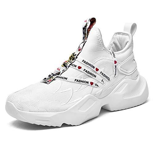 LIXIAOLAN Fitness-Schuhe Herren-Sportschuhe Sport Männer Schuhe Atmungsaktiv Laufschuhe Herren-Sportschuhe Laufschuhe Für Männer,D,44