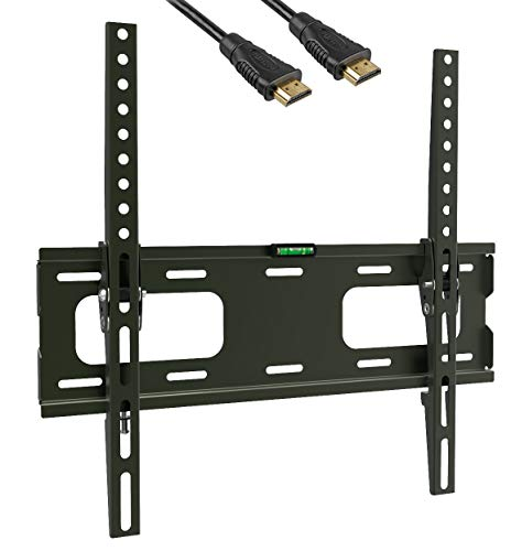 LCD TV Plasma Wandhalter mit Schwenkarm stufenlos neigbar(-5°/+15°) kippbar drehbar(180°) ca. 58 - 107cm (23'' - 42