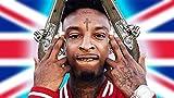 value & variety Poster 21 Savage Rapper Singer Musiker,