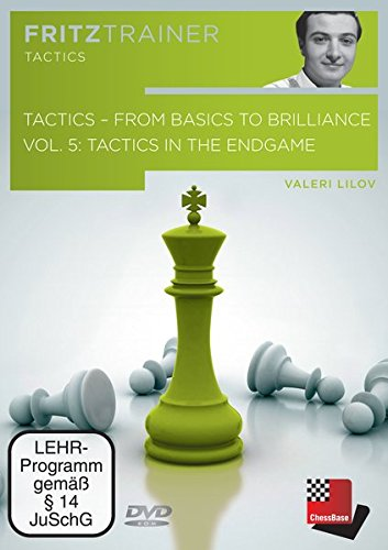 Tactics: From Basics to Brilliance vol 5: Tactice in The Endgame