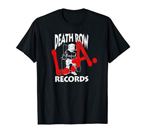 Death Row Records L.A. Spray Paint T-Shirt