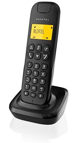 Alcatel D135 DECT Rufkennzeichnung schwarz
