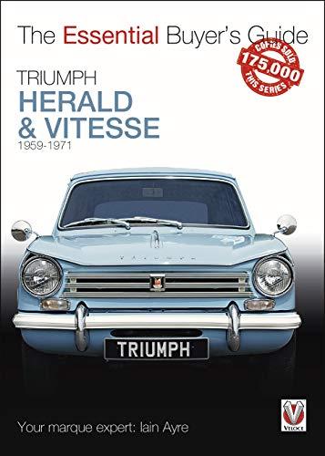 Triumph Herald & Vitesse (Essential Buyer's Guide): 1959 - 1971