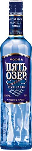 Five Lakes Vodka - 1000 ml