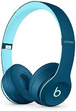 Beats by Dr. Dre - Beats Solo3 Wireless On-Ear Headphones - Beats Pop Collection - (Pop Blue) (Renewed)