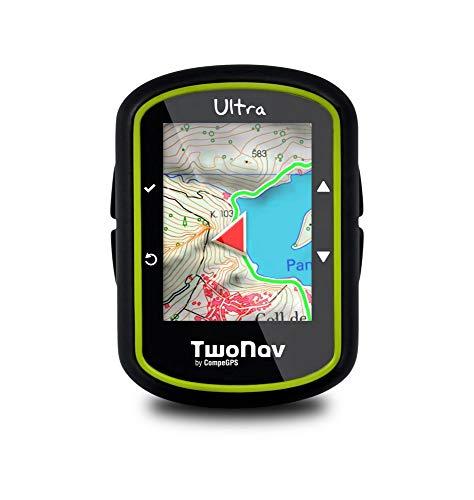 TwoNav Bambini Ultra Include Benelux Tomtom Roadmap/Osm, Nero, S
