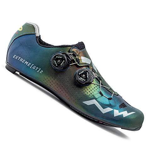 Northwave Extreme GT 2 Schuhe Herren Holographic Schuhgröße EU 42 2020 Rad-Schuhe Radsport-Schuhe