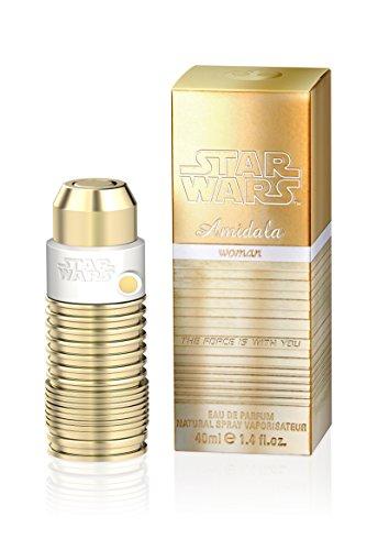 Star Wars Amidala Eau de Parfum, 1er Pack (1 x 40 ml)