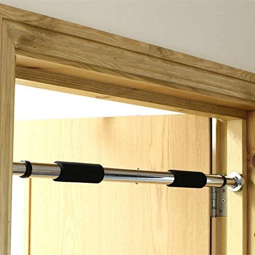 QZ Die oberen Zugstange verriegeln die Tür, den oberen Zugstange Zugstange 60 100cm einstellbares Breite 150 kg, Farbname: 100cm (Color : 80CM)