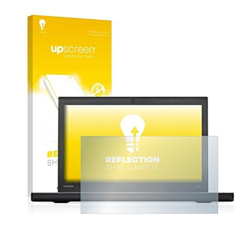 upscreen Entspiegelungs-Schutzfolie kompatibel mit Lenovo ThinkPad X270 – Anti-Reflex Bildschirmschutz-Folie Matt