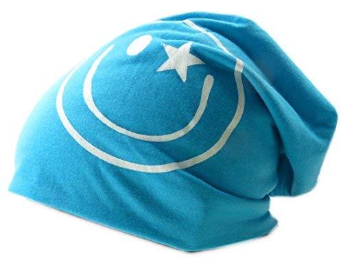 De nombreux stoffmützen smiley long bonnet urban chill summer wear bonnet