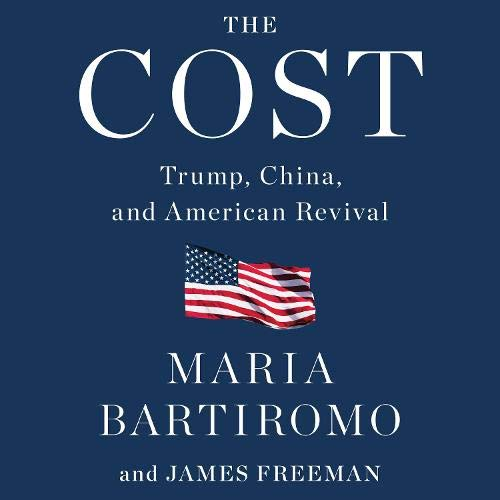 The Cost  By  cover art