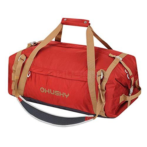 HUSKY GOODY 80L orange - sporttas, reizen/vrije tijd