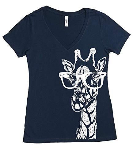 Hand Prints Funny V-Neck T-Shirt