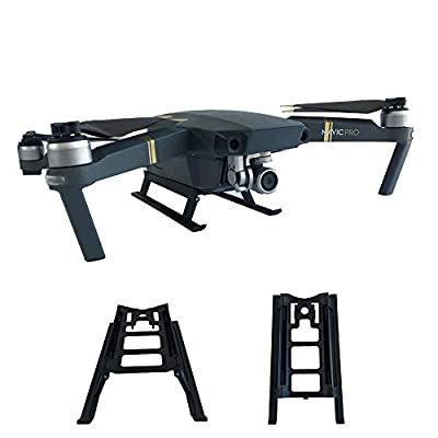 Fanxing New Fashion Heightened Landing Gear Foldable Extended Protector For DJI Mavic Pro Platinum
