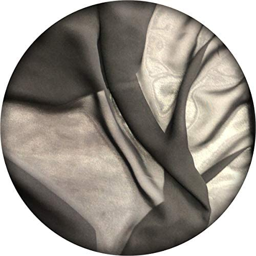 Chiffon Fabric 60 Wide One Continuous Piece Fabric 100 Soft Polyester for Wedding Party Event product image