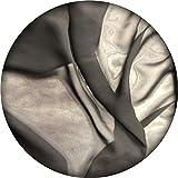 Chiffon-Stoff, 152,4 cm breit, ein durchgehender Stoff, 100