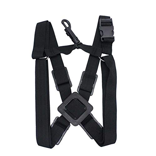 Adjustable Universal Saxophone Sax Harness Shoulder Strap Belt for Alto/Tenor/Soprano Saxophone Parts Accessories