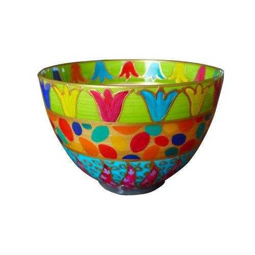 Cadeau Unique de la 'Fabulous'peint à la main Motif fines et translucides sur un bol en porcelaine anglaise avec boîte cadeau pour un style sophistiqué Joyeux anniversaire, cadeaux