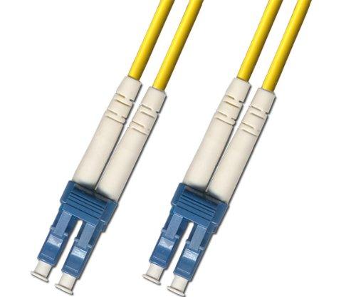 45M Singlemode Duplex Fiber Optic Cable 9/125 - LC to LC 150FT