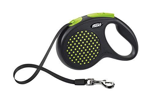 flexi Design M Gurt 5 m grün für Hunde bis 25 kg