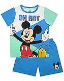 """Mickey Mouse Disney Oh Boy"""" Carácter de la Novedad Conjunto de Pijama"""