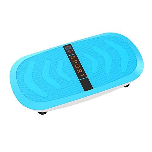 SZJRYAN trilplaat, afstandsbediening, vetverbranding, spieren, trilplaat, oscillerend platform