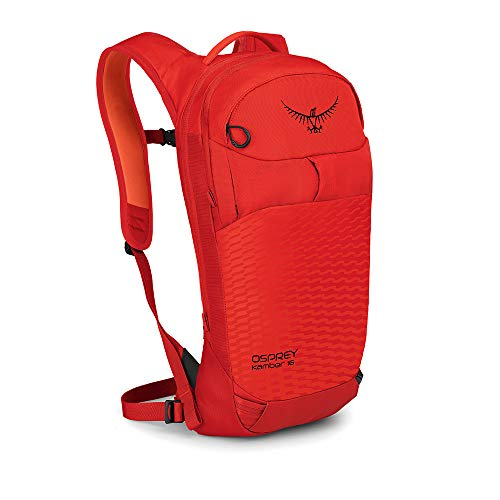 Osprey Kamber 16 Zaino Casual, 48 cm, liters, Rosso (Ripcord Red)