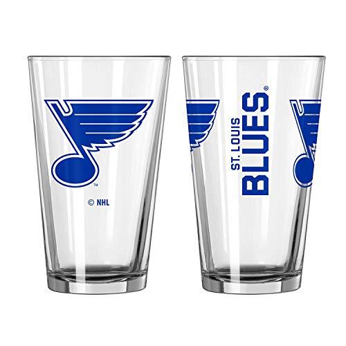 Boelter St. Louis Blues Gameday NHL Pint Glas (470 ml)