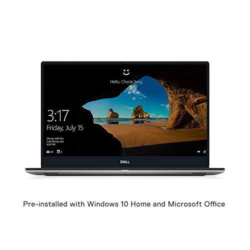 DELL XPS 7590 15.6-inch Laptop (9th Gen Core i9-9980HK/32GB/1TB HDD/Windows 10 Home/4GB Nvidia Graphics), Abyss Grey