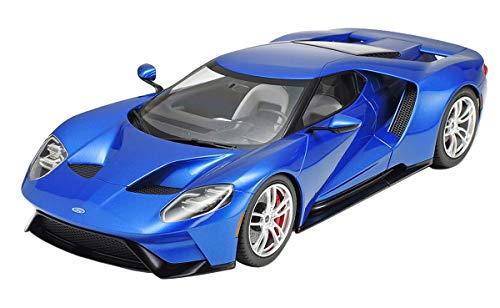 TAMIYA 24346 - 1:24 Ford GT, Modellbau, Plastik Bausatz, Hobby, Basteln, Kleben, Modellbausatz, Modell, Zusammenbauen