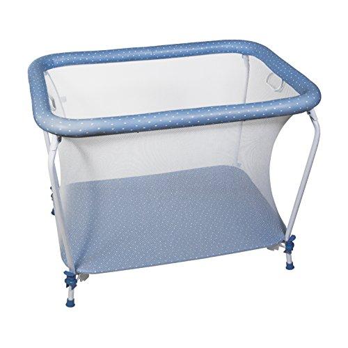Plastimyr - Parque rectangular TOPOS Azul