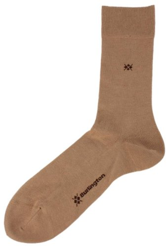 Burlington Dublin Herren Socken rust (5053) 40-46 One size fits all (Gr. 40-46)